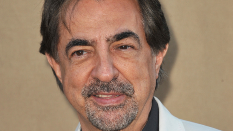 Joe Mantegna smiling
