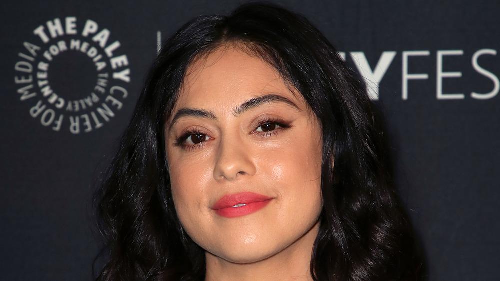 Rosa Salazar attends awards show
