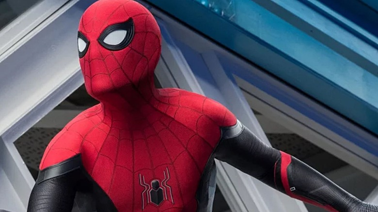 Spider-Man: Far From Home promo image