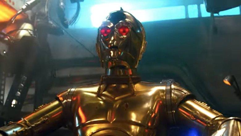 Still from Rise of Skywalker trailer