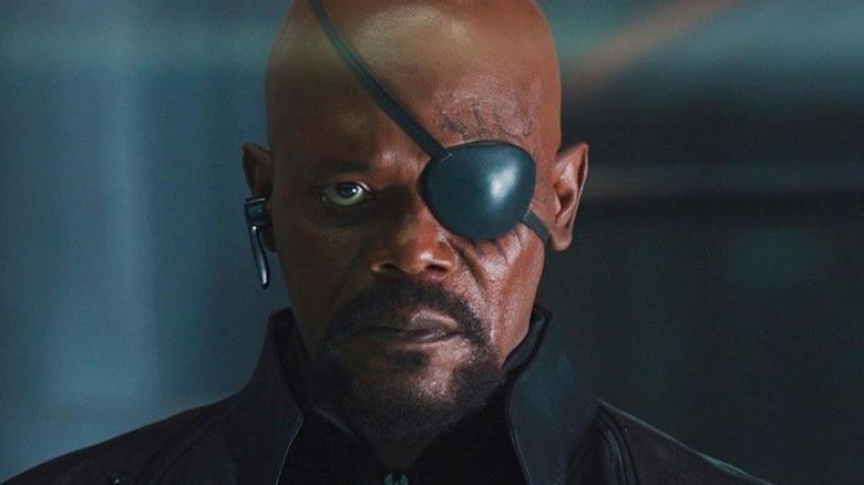 Samuel L. Jackson as Nick Fury Marvel