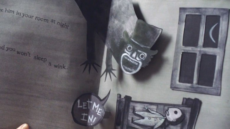 The Babadook book