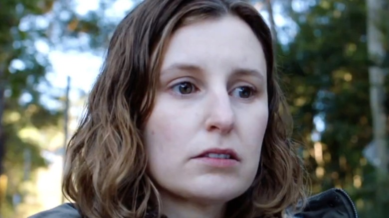 Laura Carmichael plays Agatha