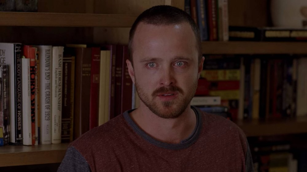 Aaron Paul stars as Jesse Pinkman on Breaking Bad