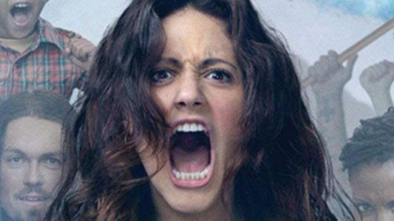 Shameless season 10 Fiona yelling