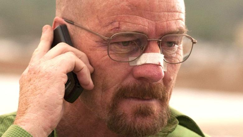Breaking Bad Walter White phone