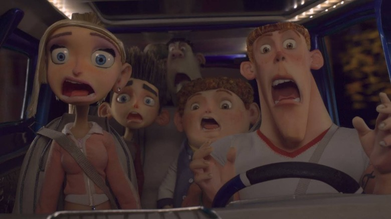 Norman and his friends must save their town in ParaNorman