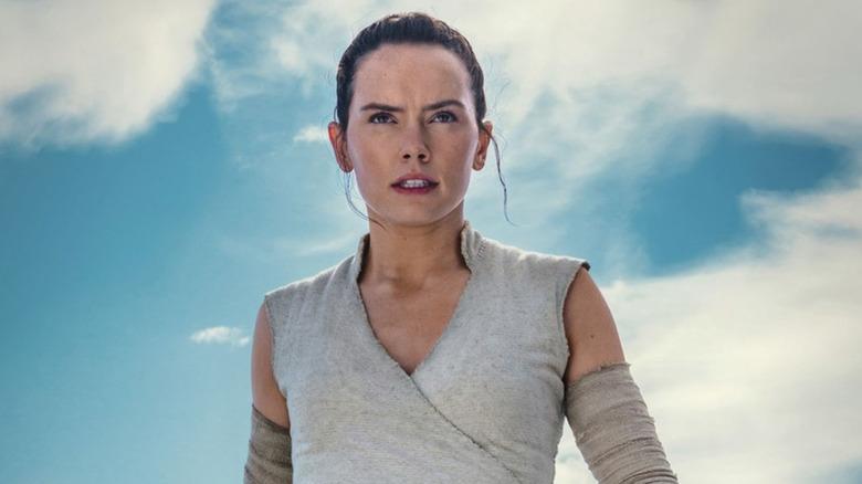 Daisy Ridley Rey The Rise of Skywalker