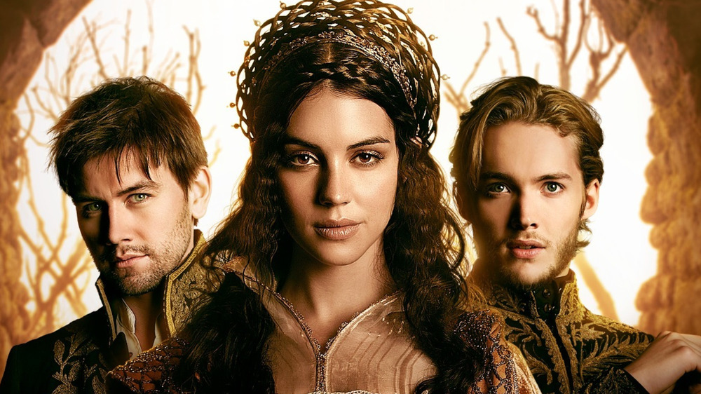 Cast of Reign