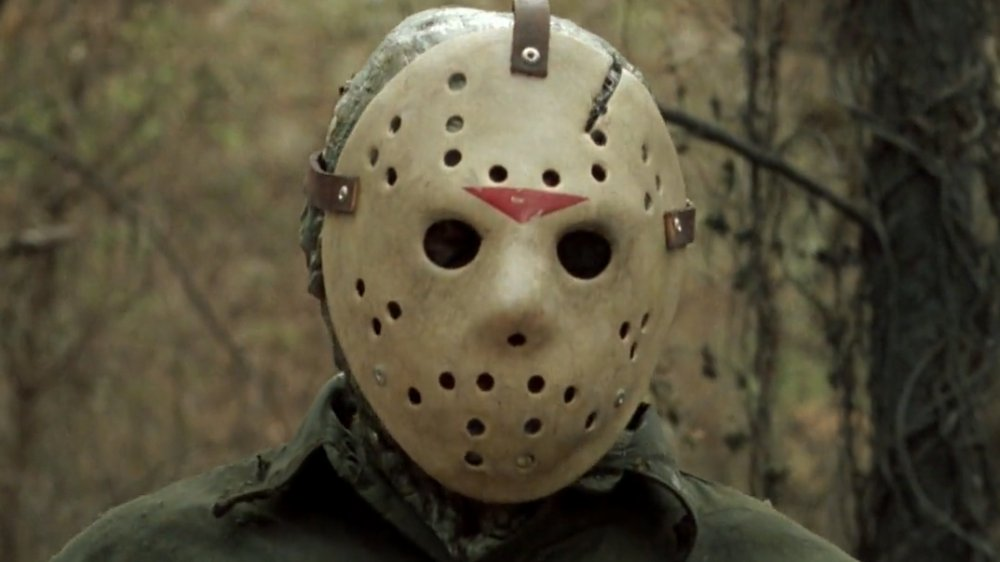Jason Voorhees as he appears in Friday the 13th Part VI: Jason Lives