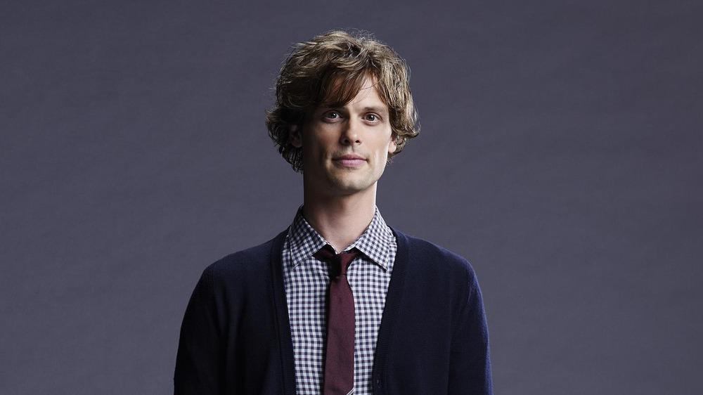 Spencer Reid from Criminal Minds