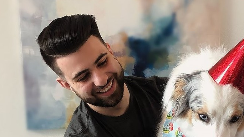 SypherPK celebrates his dog, Yuna's, birthday
