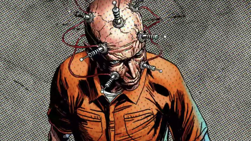 The Thinker DC Comics