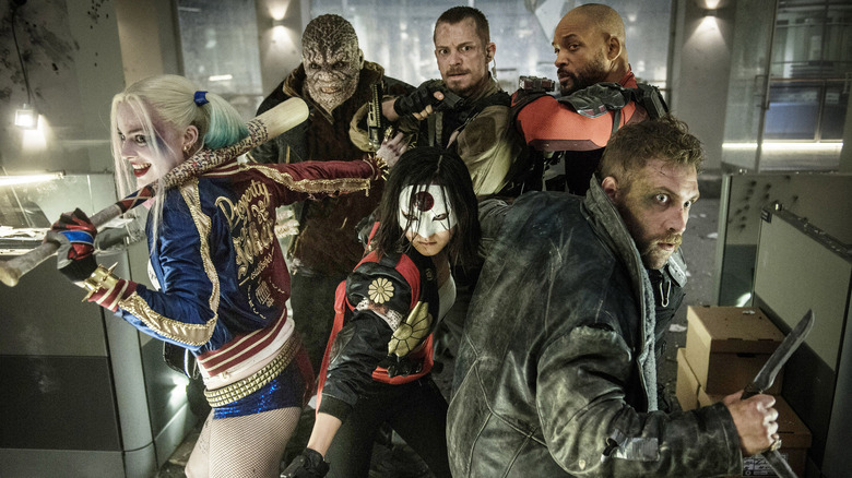 The Suicide Squad: New characters rumored for sequel
