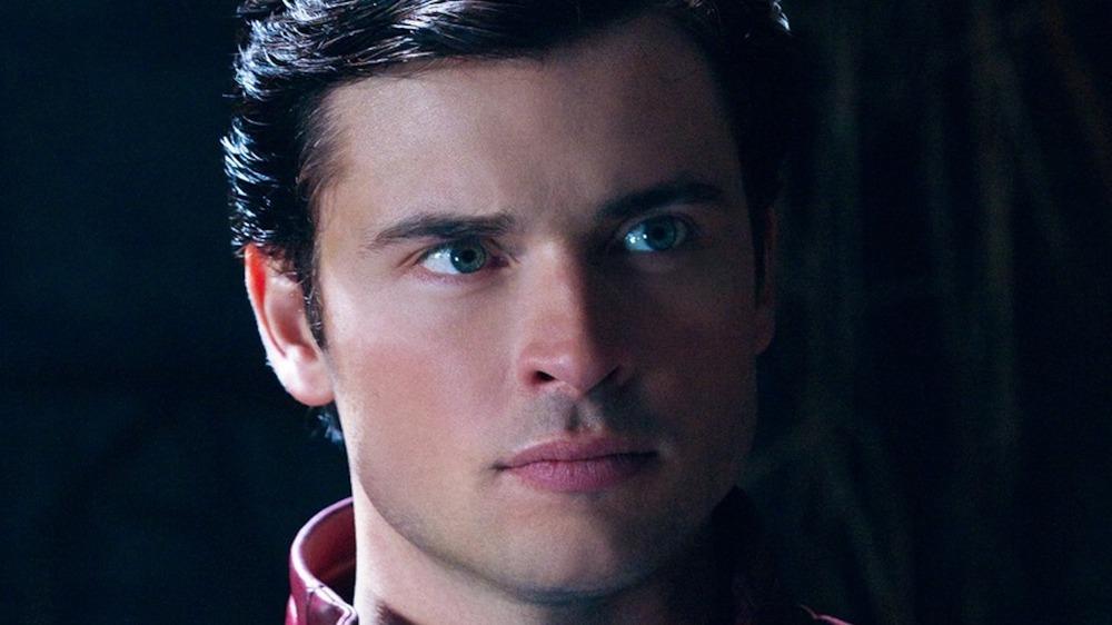 Tom Welling as Clark Kent in Superman