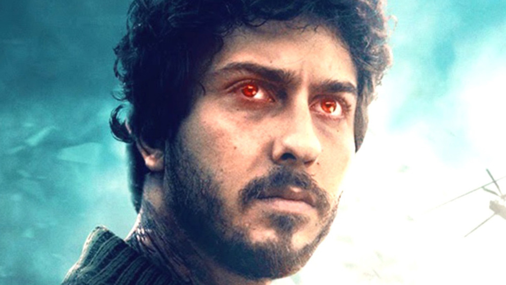 Nat Wolff Mortal Red Eyes