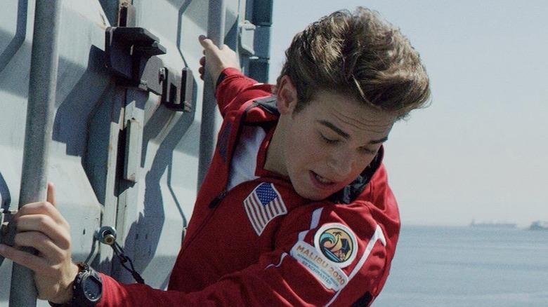 Ricardo Hurtado in Malibu Rescue: The Next Wave