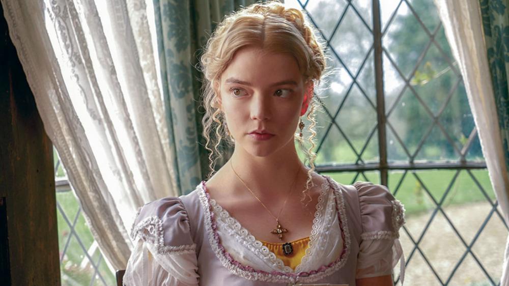 Emma period dress