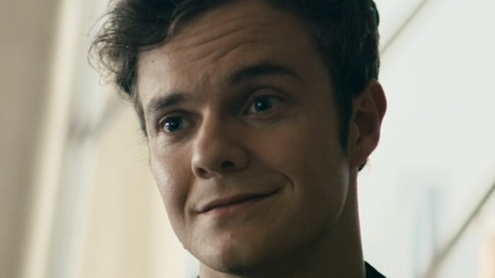 Jack Quaid as Hugh Campbell in The Boys