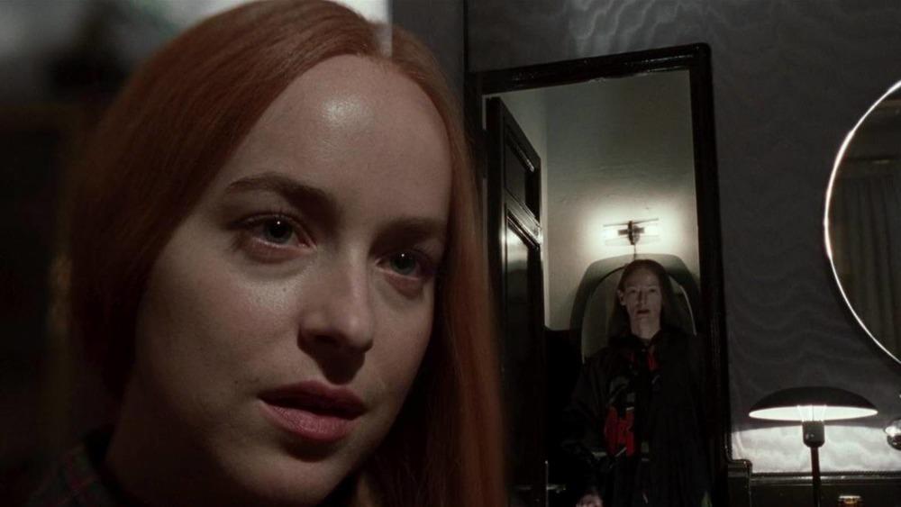Dakota Johnson stars in the terrifying horror film Suspiria