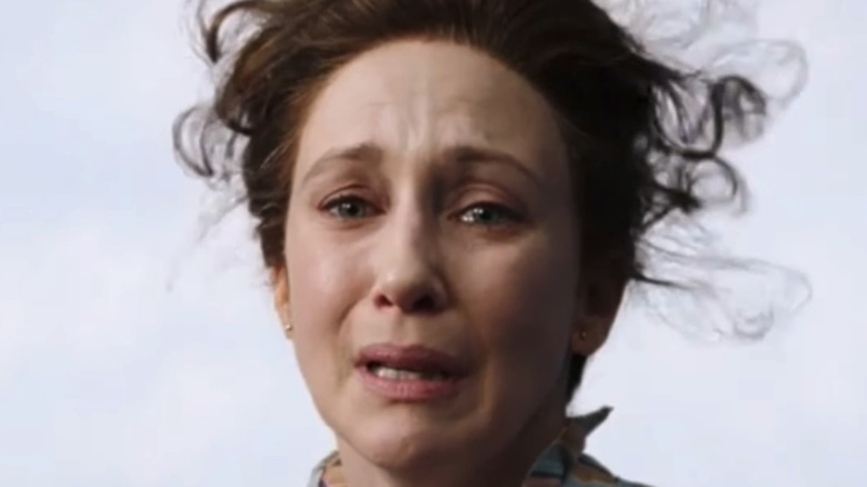 "Vera Farmiga in ""The Conjuring: The Devil Made Me Do It"""