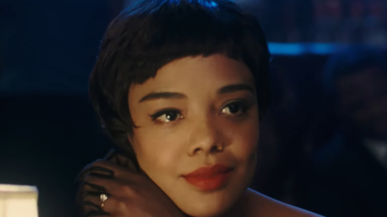 Tessa Thompson as Sylvie