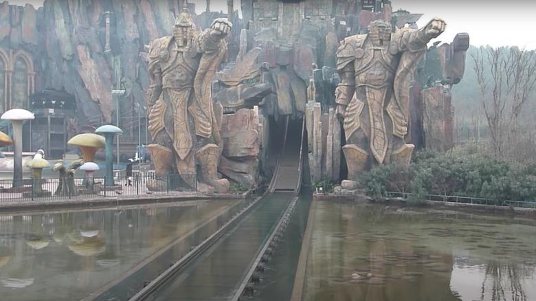 World Joyland theme park ride