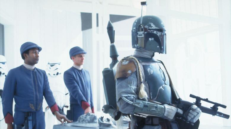 Boba Fett Han Solo carbonite