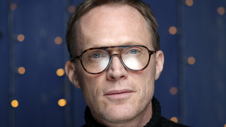 Paul Bettany close-up
