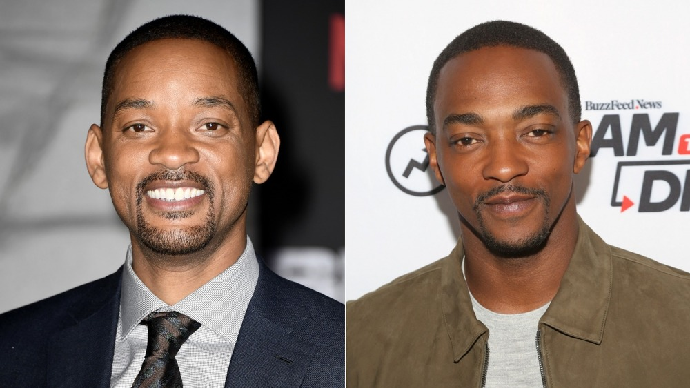 Will Smith and Anthony Mackie