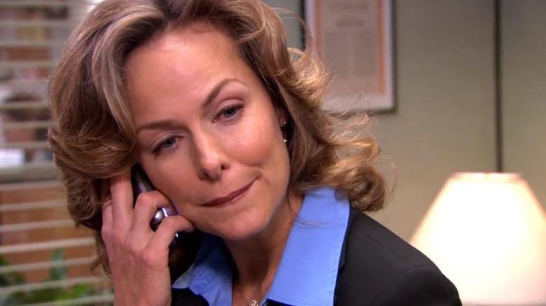 Melora Hardin as Jan Levinson in The Office