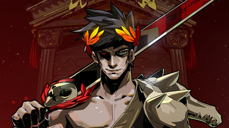 Zagreus with sword