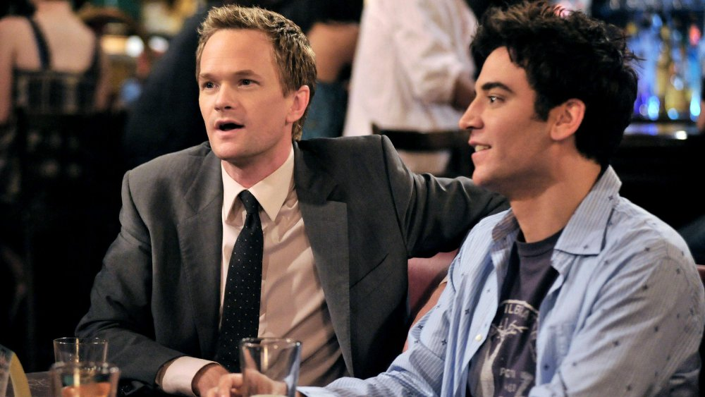 Neil Patrick Harris and Josh Radnor on How I Met Your Mother