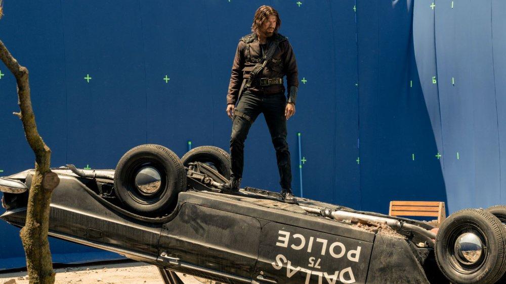 David Castañeda as Diego in Netflix's The Umbrella Academy