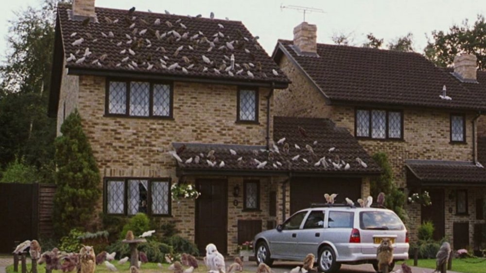 4 Privet Drive as seen in Harry Potter and the Sorcerer's Stone