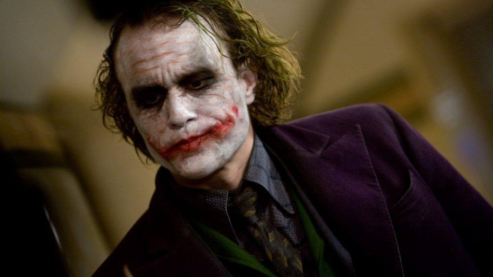 Heath Ledger Joker Vorbereitung