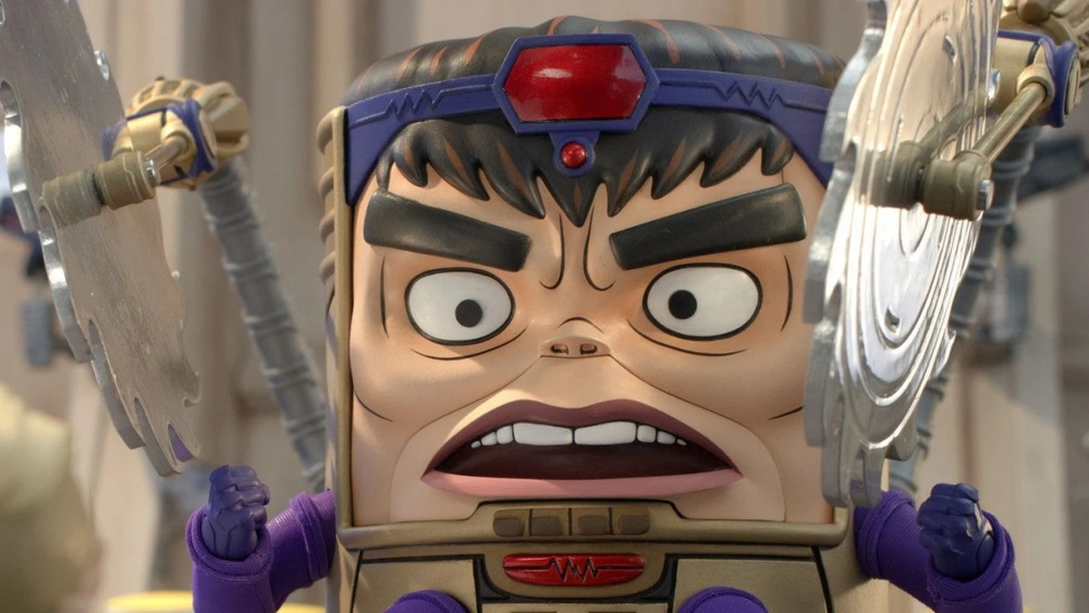 MODOK appears in a new series airing on Hulu