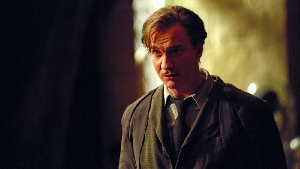 David Thewlis as Remus Lupin in Harry Potter