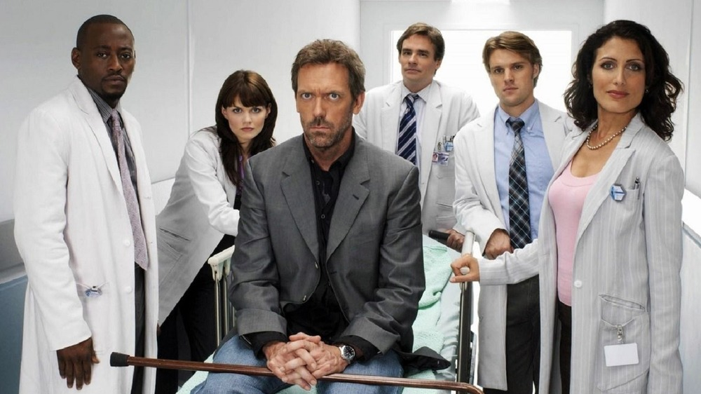 House, M.D. cast