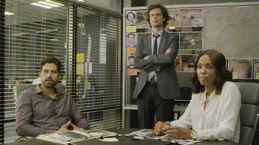 Spencer Reid and the BAU