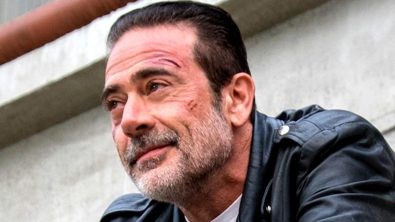 Walking Dead Negan Face Cuts