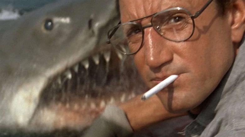 Roy Scheider as Agent Brody in Jaws