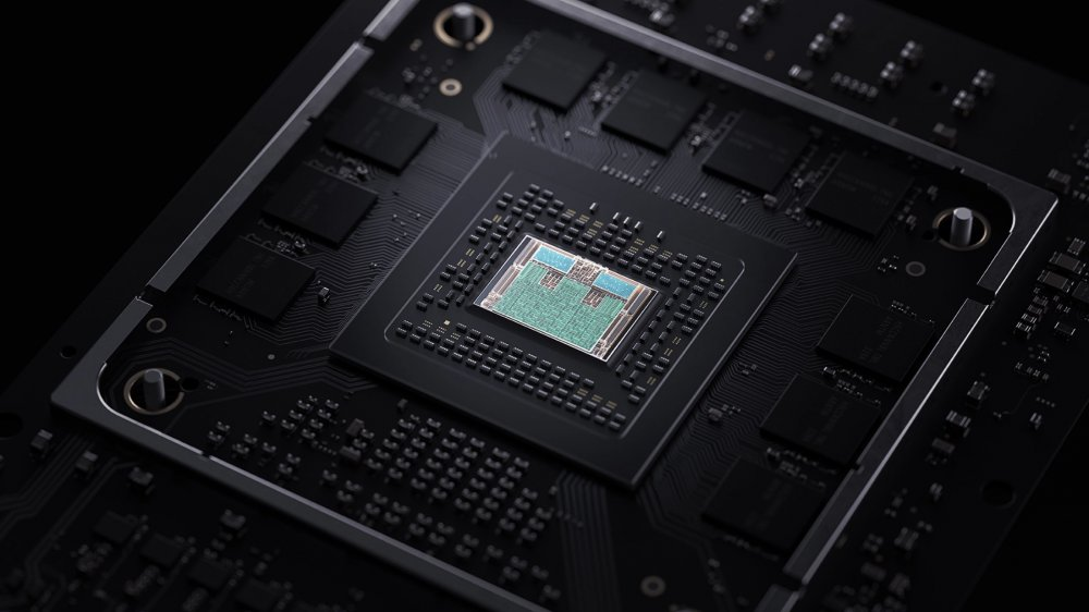 Xbox Series X tech chip