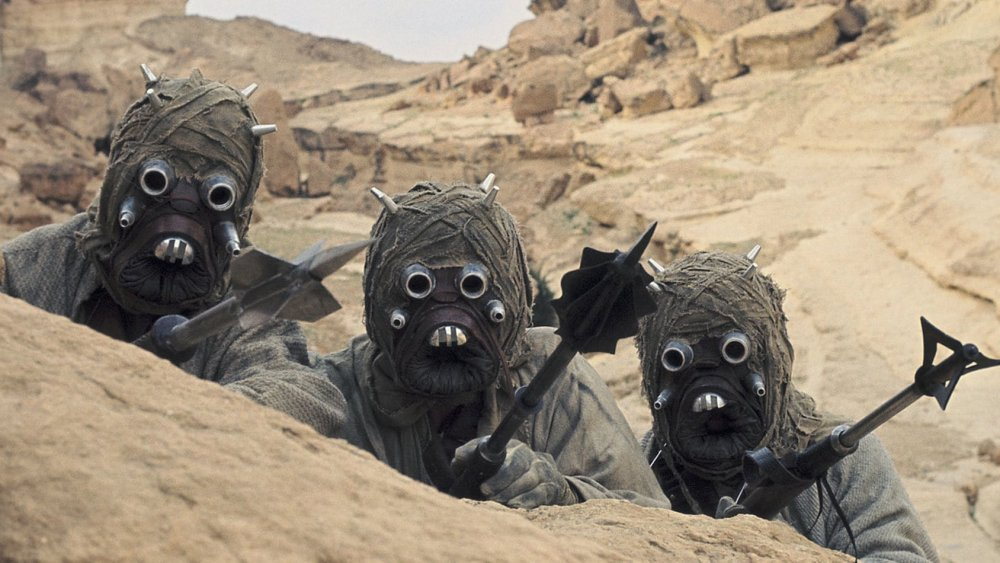 tusken raiders sand people Star Wars