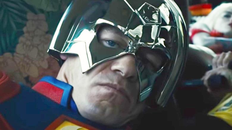 The Suicide Squad Peacemaker John Cena