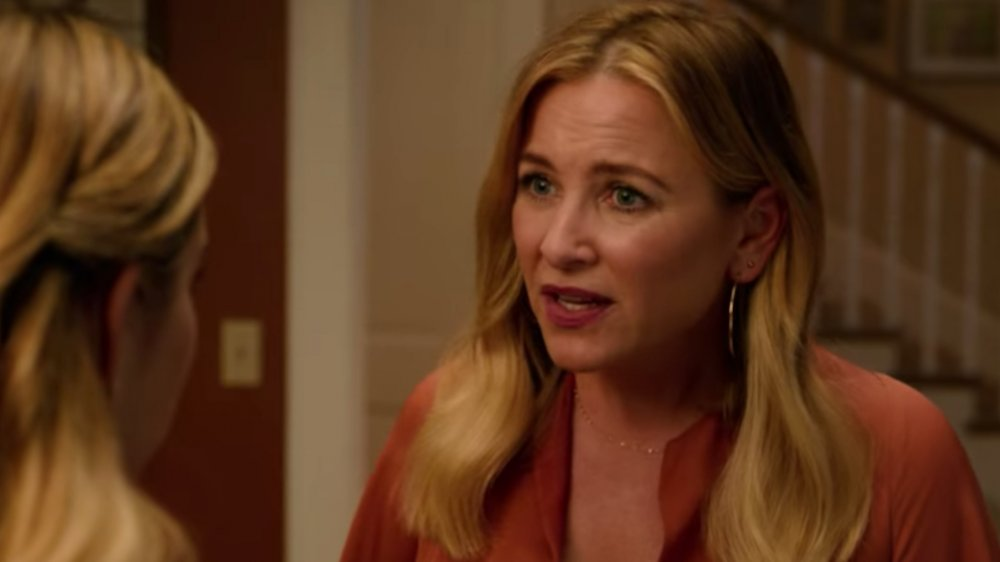 Jessica Capshaw in The Holiday