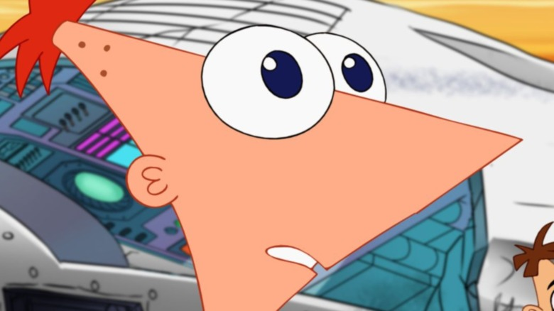 Phineas in Phineas and Ferb