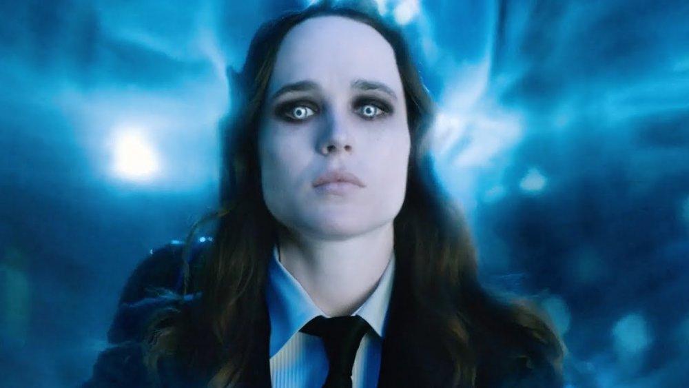 Ellen Page as White Violin on The Umbrella Academy