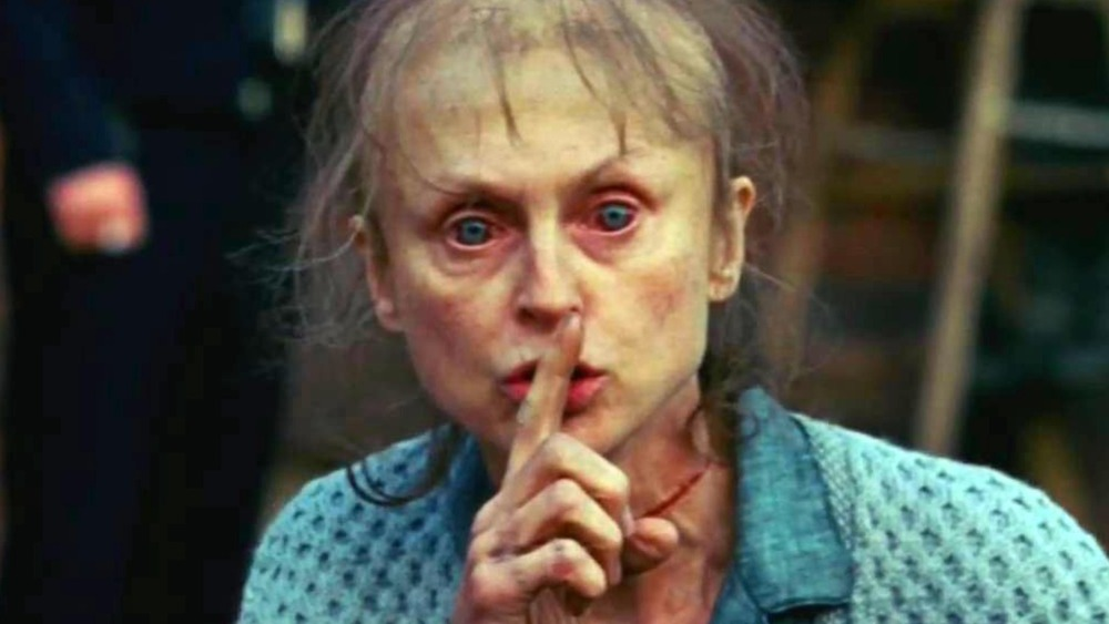 Shutter Island scary old woman