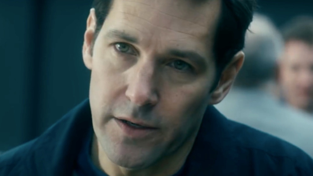 Paul Rudd as Ben Benjamin